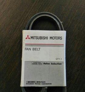 Ремень на Mitsubishi Lancer