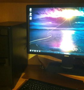 Компьютер Intel Core i5-4430 с монитором