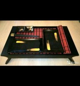 Сервировочный набор для суши и роллов