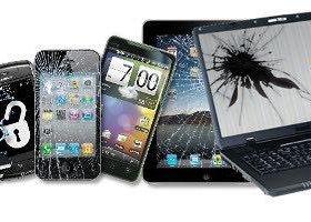 Ремонт сотовых, планшетов, ноутбуков.