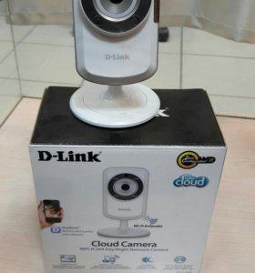 Cloud Camera D-Link Dcs-933l