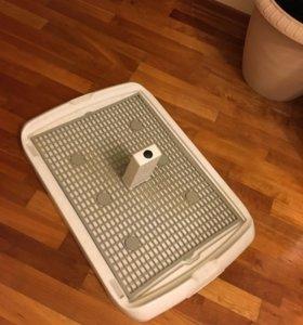 Туалет для собачки