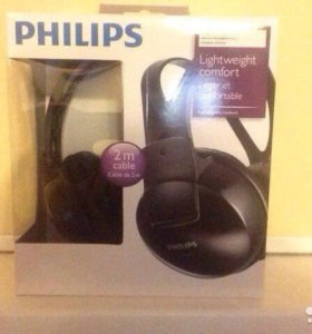 Новые наушники  philips shp1900