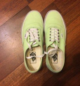 Vans кроссовки
