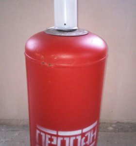 Баллон газовый ( 50 л), новый, заправленный.
