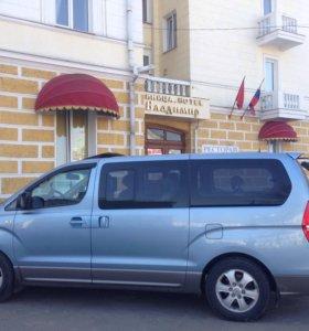Пассажирские перевозки по РФ и СНГ