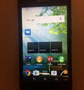 Смартфон Sony Xperia E1