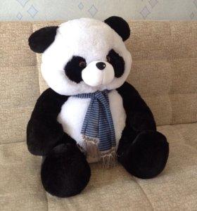 Панда игрушечная
