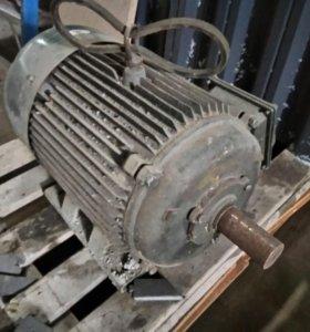 Электродвигатель 380в 30кВт