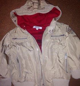 Куртка детская DKNY