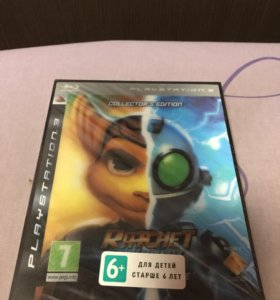 RATCHET Collector's Edition PS3