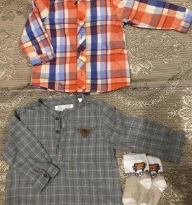 Рубашки для мальчика+🎁
