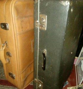 Винтаж чемоданы