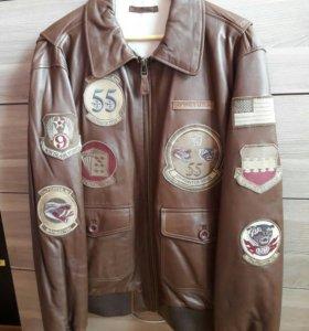 Кожаная куртка Avirex U. S. A