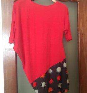 Кофта -платье