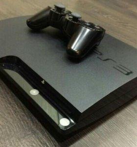 Плоечка третья с беспроводным джоем и 8 играми(GTA