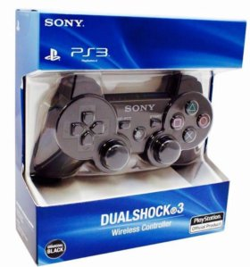 Новый Геймпад PS3 беспроводной. Оригинал