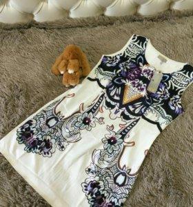 Платье женское новое летнее 46р