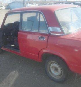 Продам авто 2107
