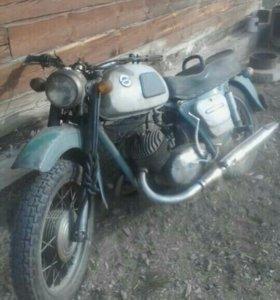 Мотоцикл юпитер 3