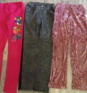 Джинсы, штаны  для девочки