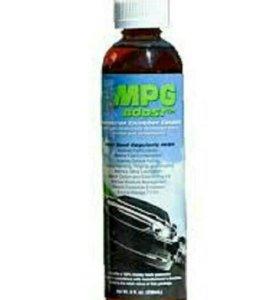 MPG-boost био-присадка в топливо.