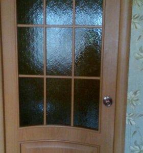 Двери межкомнатные 2шт