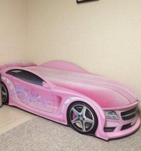 Кроватка детская для девочки