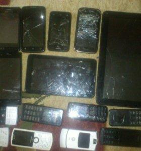 ТелефонЫ на зпчасти