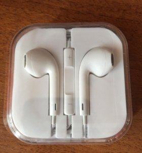 Наушники аpple iPhone