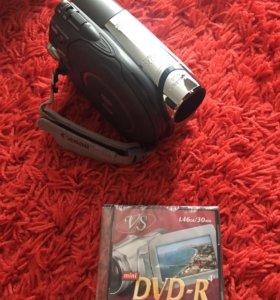Canon DC311 DVD