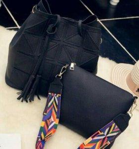 Женская сумка (комплект)