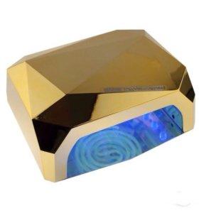 Уф + LED лампа гибридного типа (новая)