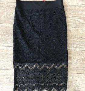 Стильная юбка, новая !
