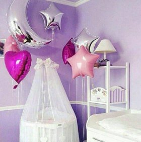 🌟 Фольгированные шары