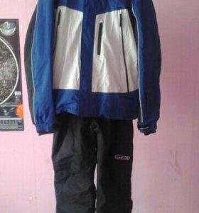 Германский горнолыжный костюм