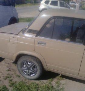 Легковой-седан ВА321051VAZ21051