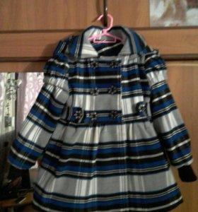 Пальто для девочки 8941606693