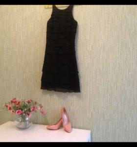 Платье легкое 40-42