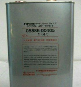 Toyota ATF Type T (08886-00405), 4 литра
