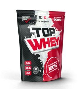 Сывороточный протеин Top Whey 900 г.