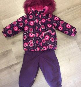 Зимний костюм для девочки Ленне р.86