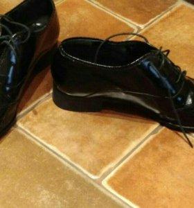 Ботинки Карло пазолини 39-40