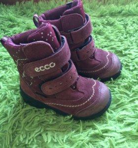Ботинки экко gore-TEX
