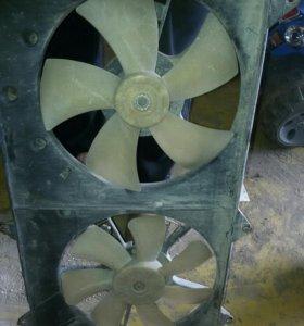 Вентилятор(Toyota Ipsum acm26)