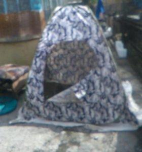 Палатка для зимней рыбалки,без дна,200/200см