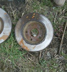 Тормозные диски передние Toyota