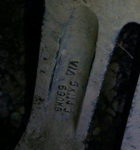Диски 5*114.3(большая пятёрка)R16