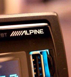 Автомагнитолы Alpine Pioneer