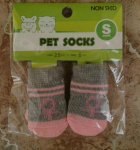 Носочки для кошечки или маленькой собачки